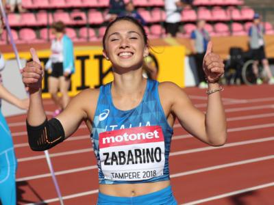 Atletica, Coppa Europa lanci 2019: Italia seconda al maschile. Sara Zabarino vince nel giavellotto, terzo Fraresso