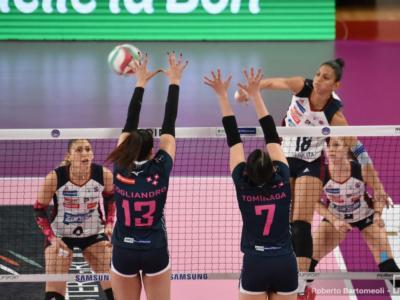 Volley femminile, Serie A1: Marco Fenoglio nuovo allenatore di Bergamo, sostituisce Abbondanza