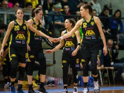 Basket femminile, Playoff Serie A1 2019: San Martino di Lupari espugna Schio, Venezia va sul 2-0 contro Ragusa