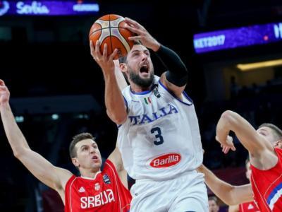 Basket, Verona Cup 2019: Italia-Senegal, gli azzurri per la partita. Assente Belinelli, Gallinari e Datome in recupero