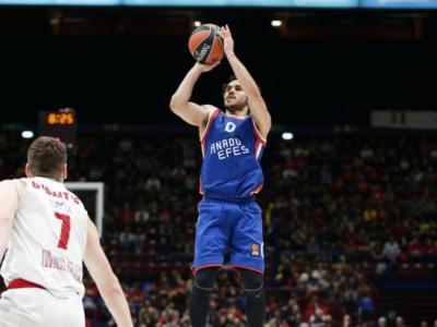 Basket, Playoff Eurolega 2019: Nando De Colo trascina il CSKA Mosca a Vitoria, Shane Larkin distrugge il Barcellona e riporta avanti l'Anadolu Efes