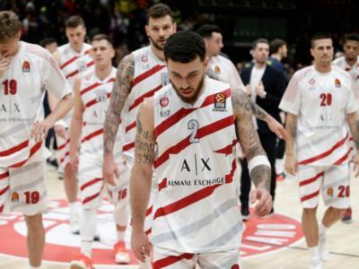 Basket, Eurolega 2019: finisce il sogno di Milano, l'Anadolu Efes vince 101-95 ed elimina gli uomini di Pianigiani