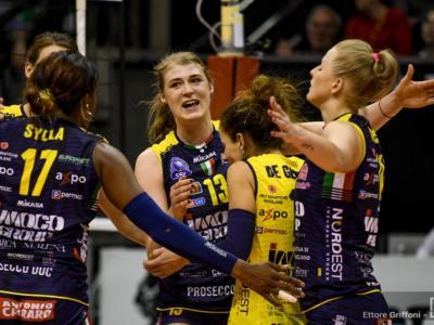 Volley femminile, Champions League 2019: Conegliano sontuosa! Fenerbahce demolito a domicilio, le Pantere volano in finale!
