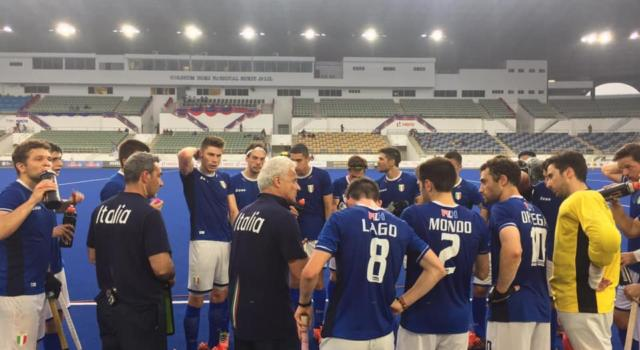 Hockey prato: Nazionale maschile in raduno a Roma. I convocati