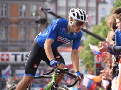 """Ciclismo, Alberto Bettiol: """"Mondiale un po' troppo duro per me. L'Italia si è comportata bene"""""""