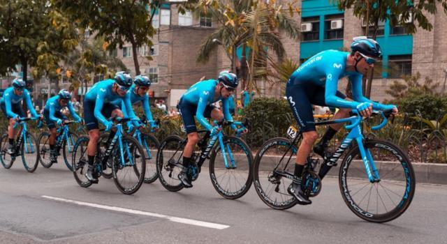 Ciclismo, la formazione e la rosa 2020 della Movistar: Enric Mas per il salto di qualità definitivo nei grandi giri. Attenzione ai neo professionisti Alba e Rubio