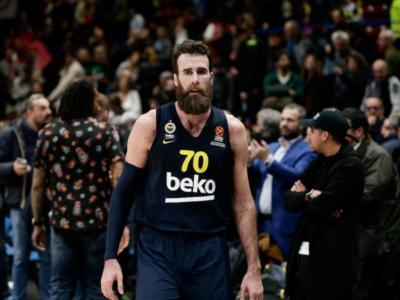 Basket, infortunio al polpaccio destro per Gigi Datome: per lui a rischio le Final Four di Eurolega