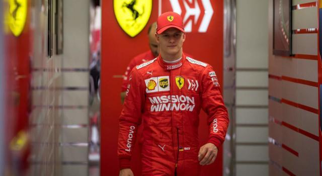F1, giornata di testa a Fiorano: Schumacher, Ilott e Schwartzman guidano la Ferrari SF71H