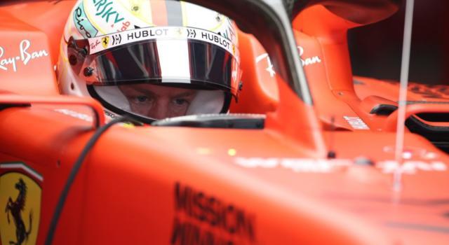 """Sebastian Vettel F1, GP Cina 2019: """"Oggi le Mercedes non erano battibili, domani sarà un'altra storia"""""""