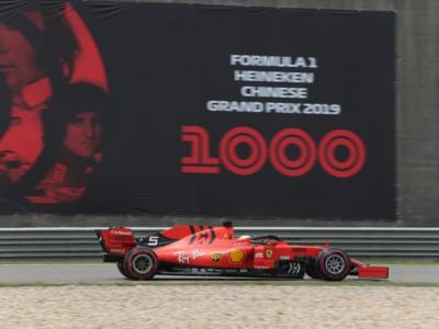 """Sebastian Vettel F1, GP Cina 2019: """"Mi tengo il podio, ma c'è tanto da lavorare…"""""""