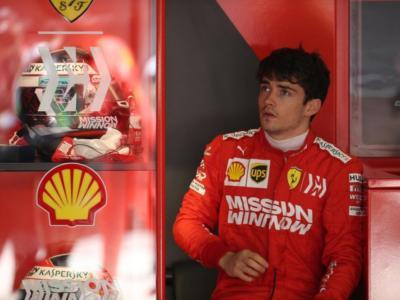 """Charles Leclerc F1, GP Cina 2019: """"Oggi non avevamo ritmo, ma risaliremo. Sull'ordine di scuderia…"""""""