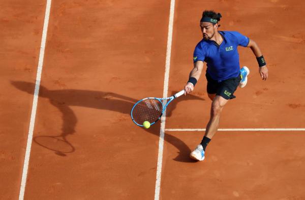 Tennis, Fabio Fognini: Mi sono messo il periodo brutto