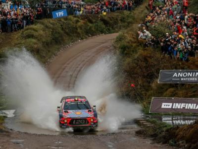 Rally Argentina 2019: Thierry Neuville chiude al comando la prima giornata su Ogier e Tanak