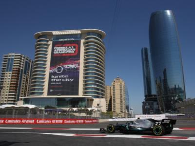 F1, orari TV8 e Sky: programma GP Azerbaigian 2021, diretta, differita