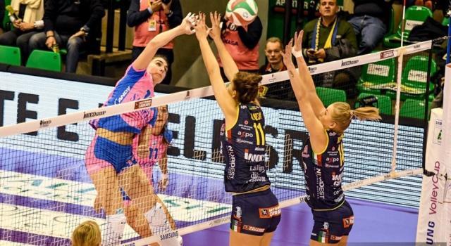 Monza-Conegliano volley femminile, Gara-1 semifinale A1: orario d'inizio e come vederla in tv e streaming