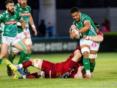 Rugby, Guinness Pro 14 2019: Benetton Treviso sfiora l'impresa, Munster vince di misura 15-13