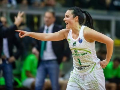 Basket femminile, Finale Scudetto 2019: Ragusa non si arrende mai! Schio cade in volata in gara-3, serie ancora aperta