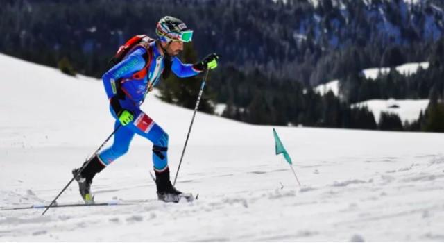Sci alpinismo, Coppa del Mondo 2019: secondo posto per Robert Antonioli a Madonna di Campiglio