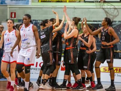 Basket femminile, Playoff Serie A1 2019: Schio supera San Martino di Lupari e vola in finale! Ragusa pareggia la serie e costringe Venezia a gara-5