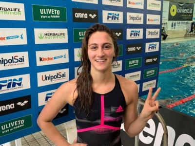 Nuoto, Trofeo Settecolli 2019: Quadarella bella e convincente negli 800 sl, bene Federica Pellegrini, Pilato e Burdisso