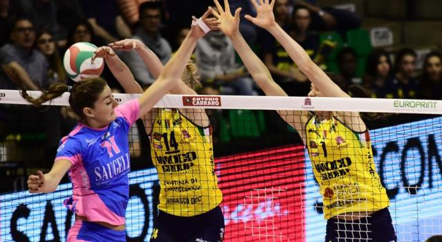 Volley femminile, Conegliano vola in Finale Scudetto! Le Pantere travolgono Monza, serie chiusa 3-0: ora Novara o Scandicci