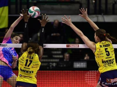 LIVE Conegliano-Monza volley 3-1 Gara-3 Semifinali in DIRETTA: Conegliano surclassa le brianzole e vola in finale Scudetto!