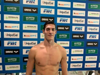 """Nuoto, Vergani: """"Ora ci credo e ho un obiettivo, il cambio tecnico un rischio che per ora sembra ripagare"""""""