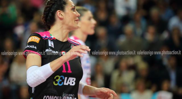 Volley femminile, le migliori italiane della 16ma giornata di A1. Gran prestazione di Stefania Sansonna