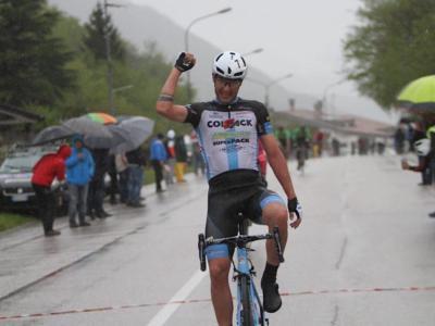 Ciclismo, risultati Elite/Under 23: Paolo Baccio domina in Veneto, la Zalf fa ancora doppietta con Ferri e Landi