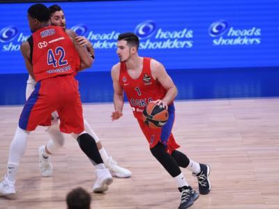 Basket, Final Four Eurolega 2019: il CSKA Mosca è in finale. Super ultimo quarto e Real Madrid battuto