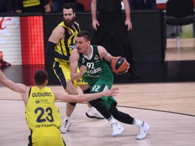 Basket, Playoff Eurolega 2019: il Baskonia espugna Mosca, lo Zalgiris sbanca Istanbul