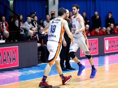 Basket, Finale Eurocup 2019: Valencia domina l'Alba Berlino in gara-3 e conquista il titolo