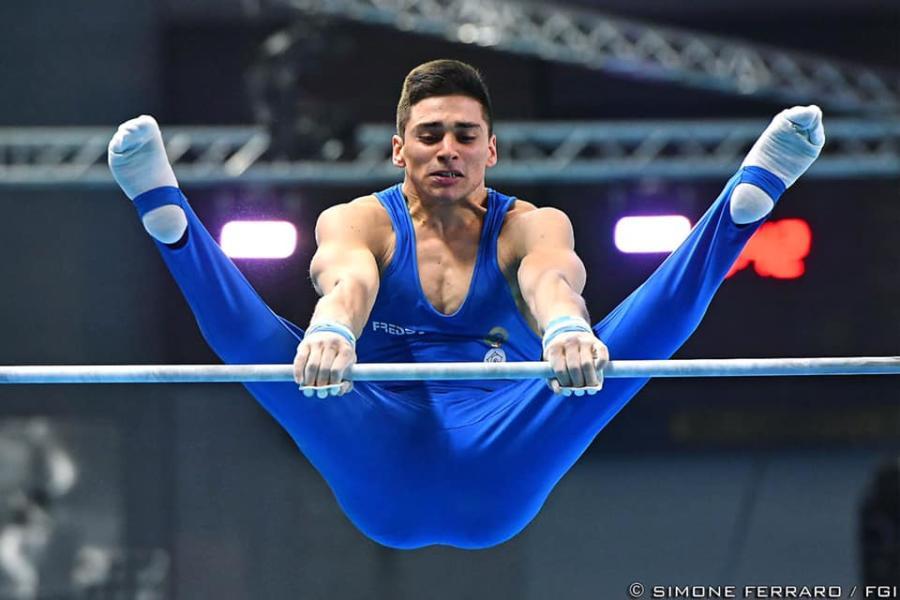 Ginnastica artistica, Europei Basilea 2021: Nagornyy campione d'Europa. Nono Bartolini, 11° Patron