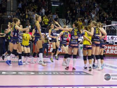 Volley femminile, Semifinali Scudetto 2019: Conegliano travolge Monza in gara-2, Pantere sul 2-0 e vicine alla finale