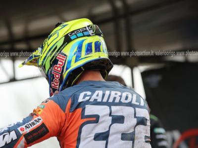 """Motocross, Tony Cairoli: """"Sono riuscito a vincere, è l'obiettivo di ogni weekend"""""""
