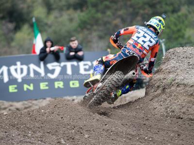 LIVE Motocross, GP Faenza MXGP 2020 DIRETTA: Tony Cairoli sul podio in gara-2, è a -22 dalla vetta del Mondiale!