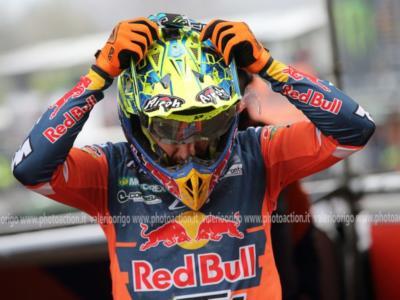 LIVE Motocross, GP Riga MXGP 2020 in DIRETTA: Tony Cairoli torna a ruggire e vince il GP! 1° in gara-1, 4° in gara-2 con caduta!