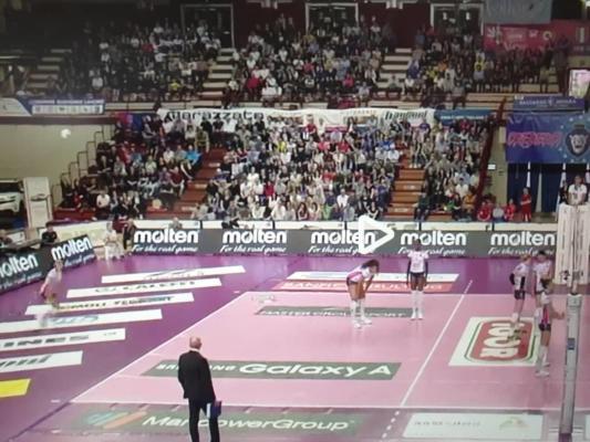 Volley femminile, Novara in campo con 5 straniere nella semi