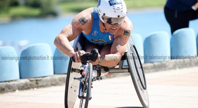 Paratriathlon, salgono a 5 i pass per le Paralimpiadi dell'Italia: sarà in gara anche Pier Alberto Buccoliero