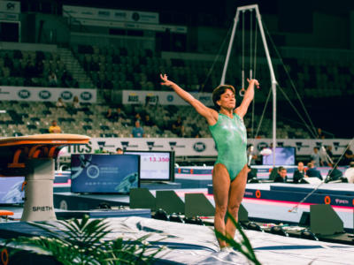 Ginnastica, Oksana Chusovitina leggendaria: ottava Olimpiade a 46 anni! Eguaglia Josefa Idem e insegue i record
