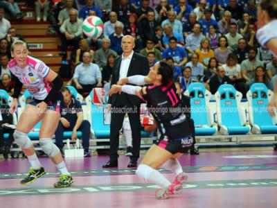 Volley femminile, Playoff Serie A1 2019: semifinali al via! Conegliano favorita contro Monza, tra Scandicci e Novara regna l'equilibrio