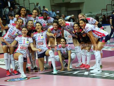 Volley femminile, Novara in Paradiso! CAMPIONESSE D'EUROPA! Egonu e compagne vincono la Champions League, Conegliano si arrende