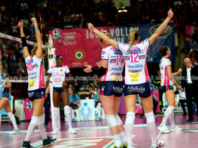 Semifinali A1 volley femminile 2019: Novara-Scandicci e Conegliano-Monza. Date, programma, orari, tv e streaming