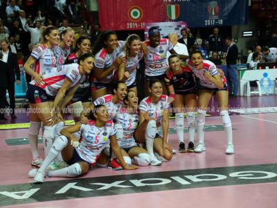 Volley femminile, Playoff Serie A1 2019: Novara e Monza in semifinale! Le brianzole travolgono Busto Arsizio, Firenze cede al tiebreak