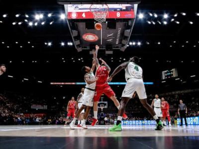 Olimpia Milano-Avellino, Gara-5 Quarti Play-off: orario d'inizio e come vederla in tv e streaming