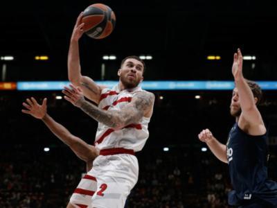Basket, Mike James vince l'Alphonso Ford Trophy per il miglior marcatore di Eurolega nella stagione regolare