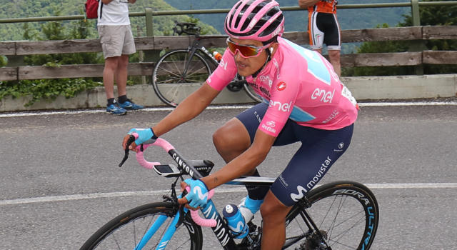 Classifiche Giro d'Italia 2019, diciassettesima tappa: tutte le graduatorie e le maglie. Rosa, GPM, punti e miglior giovane