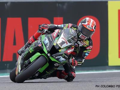 Superbike, GP Francia 2020: Jonathan Rea rimanda ad Estoril l'appuntamento con il sesto titolo e la vittoria n.100