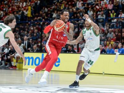 Basket, Playoff Serie A 2019: tra Milano e Avellino è una gara-5 per cuori forti