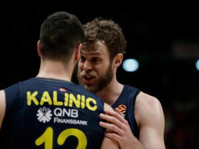 LIVE Fenerbahce-Efes Istanbul 73-92 Semifinale Eurolega 2019 in DIRETTA: l'Anadolu domina e conquista la finalissima!